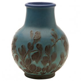 William E. Hentschel (1892-1962) For Rookwood Pottery