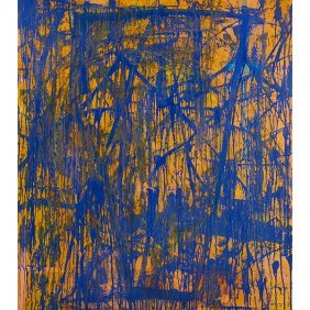 Christine Olsavsky, (american, 20th Century), La