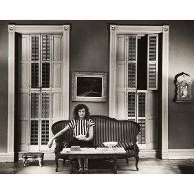 Arnold Newman, (american, 1918-2006), Gertrude