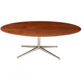 Florence Knoll (b. 1917) For Knoll Associates Dining Or