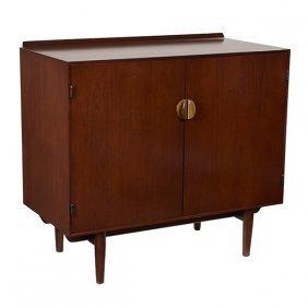 """Finn Juhl (1912-1989) For Baker Cabinet 36""""w X 18""""d X"""