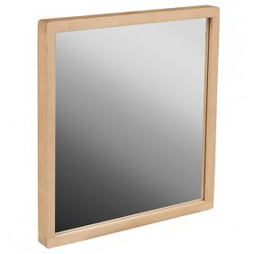 "Alvar Aalto (1898-1976) For Artek Mirror 20""w X 20""h X"