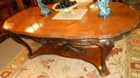 Gorgeous Antique Dining Room Table