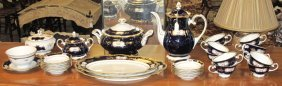 31 Pc Set Of Dishes By Reichenbach