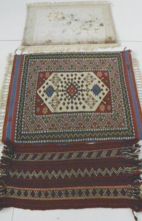 Chinese Picture Rug, Afghan & Pakistani Runner