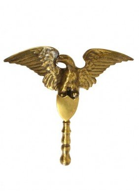 "Bronze ""Eagle"" Door Knocker"
