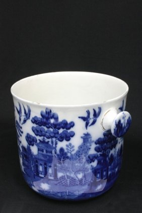 Doulton Burslem English Ice Bucket