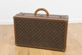 Louis Vuitton Hard Side Suitcase
