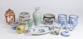 Grouping Of Asian Items