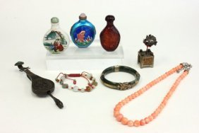 Lot Of Asian Items