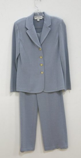 St. John Collection By Marie Gray Women's Pantsuit