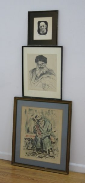 Three Judaica Prints