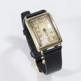 14k Gold Concord Mens Watch