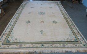 Palace Size Handmade Indian Carpet