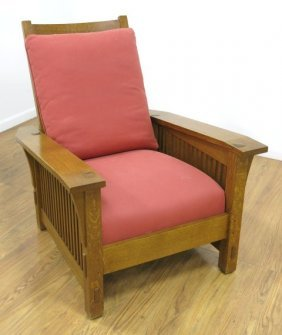 Stickley By E.j. Audi Chair