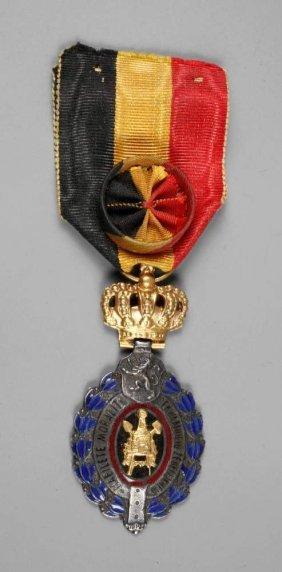 Auszeichnung Belgien