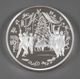 25 Silberrubel 1996