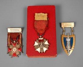 Konvolut Auszeichnungen Polen