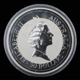 Australia 30 Dollars Elizabeth 1992 The Australian