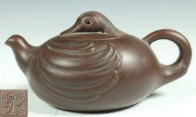 Yansheng Sy Mark Zisha Teapot