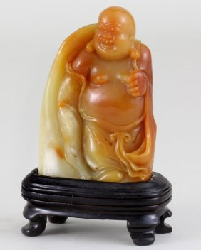 Soapstone Carving Of Buddha