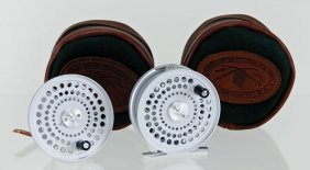 Orvis CFO III Trout Reel With Spare Spool