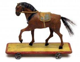 PLATFORM HORSE TOY