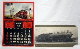Railroad Ephemera (2)