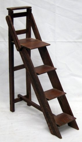 Miniature Library Ladder (?)