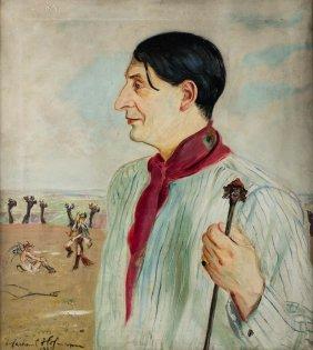 Portrait Of Leon Wyrwicz, 1922