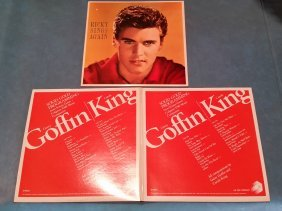 """Carole King's Double Album And Ricky Nelson's Album"""""""