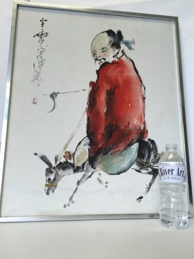 Asian Style Oil Printing