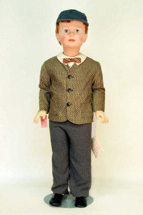 677 Ideal Peter Playpal Doll Lot 677