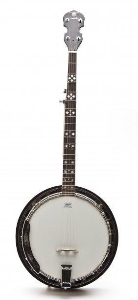 Danville 5-string Banjo With Resonator & Acces.