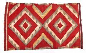 Navajo Eye Dazzler Wool Rug