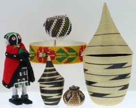Collection Of African Items