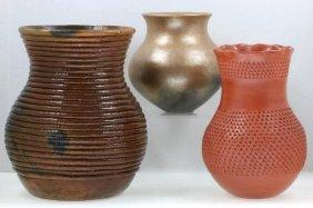 Three Southwest Jars