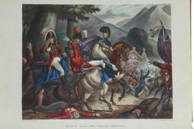 Combe. Wars Of Wellington. 1819. 30 Hand Colored Plates