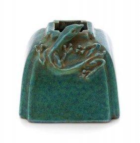 Chinese Green Glazed Procelain Water Dropper