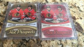 Tanner Kero Gustafsson Hot Prospects Sp /35 And