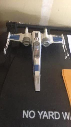 Star Wars Jet 2015 With Two Figures