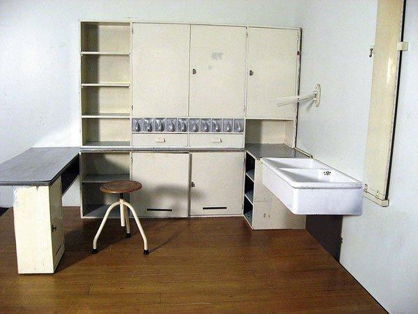 1016 margarete sch tte lihotzky 39 frankfurt 39 kitchen lot 1016. Black Bedroom Furniture Sets. Home Design Ideas