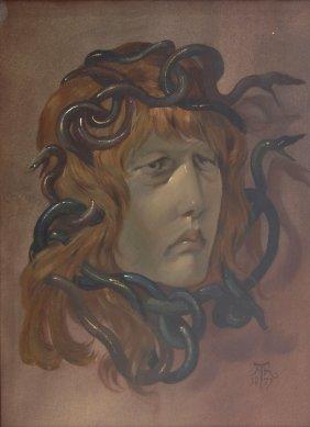 'Medusa', 1877