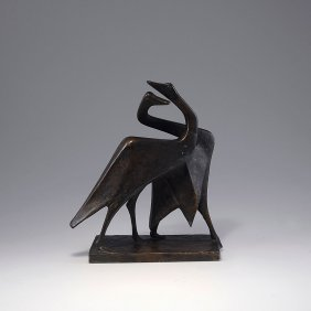 'Water Fowl', 1960