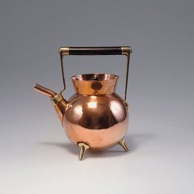 Hotwater Kettle, C1885
