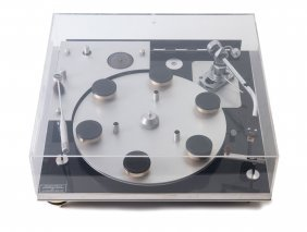 'reference Hydraulic' Record Player, 1964