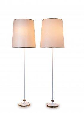 Two Floor Lights, C1955