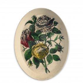 'rose' Tray, 1950s