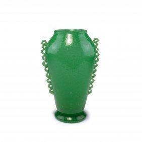 'pulegoso' Vase, C1934
