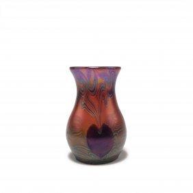 Small 'hearts' Vase, 1902